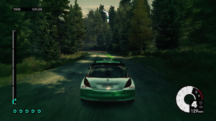Como jogar Dirt 3, game de PS3, Xbox 360 e PC (Foto: Reprodução/Victor Teixeira)