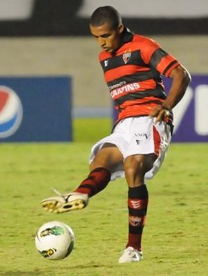 Dodó, volante do Atlético-GO (Foto: Joelton Godoy/Atlético-GO)