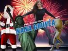 Personalize seu cartão com Nana Gouvêa e compartilhe com os amigos