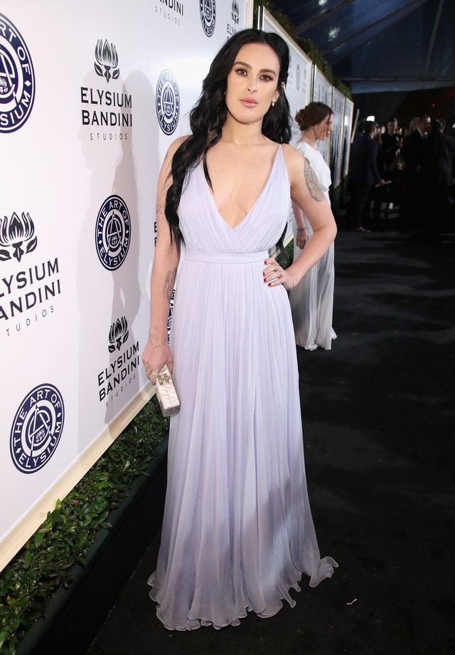 Rumer Willis (Foto: Getty Images for The Art of Elysium)