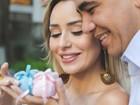 Leticia Santiago anuncia gravidez: 'Nunca me senti tão plena e feliz'