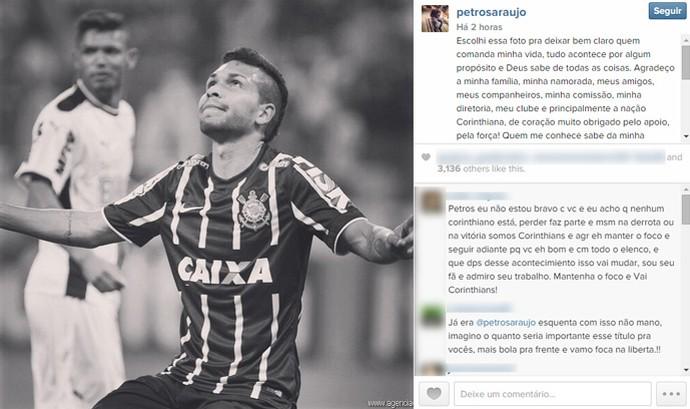 Petros Instagram (Foto: Reprodução / Instagram)