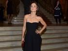 Alice Braga diz que fica nervosa em premiações: 'Muito frio na barriga'
