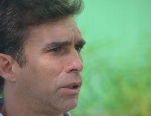 Luisinho Quintanilha, técnico do Rio Branco (Foto: Heitor Esmeriz / Globoesporte.com)