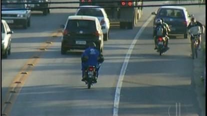 Aumenta acidentes envolvendo motos em trecho perigoso da BR-101, Norte Fluminense