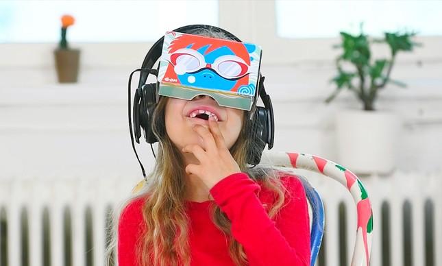 VR Swim