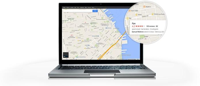 Google Maps (Foto: Divulgação/Google Maps)