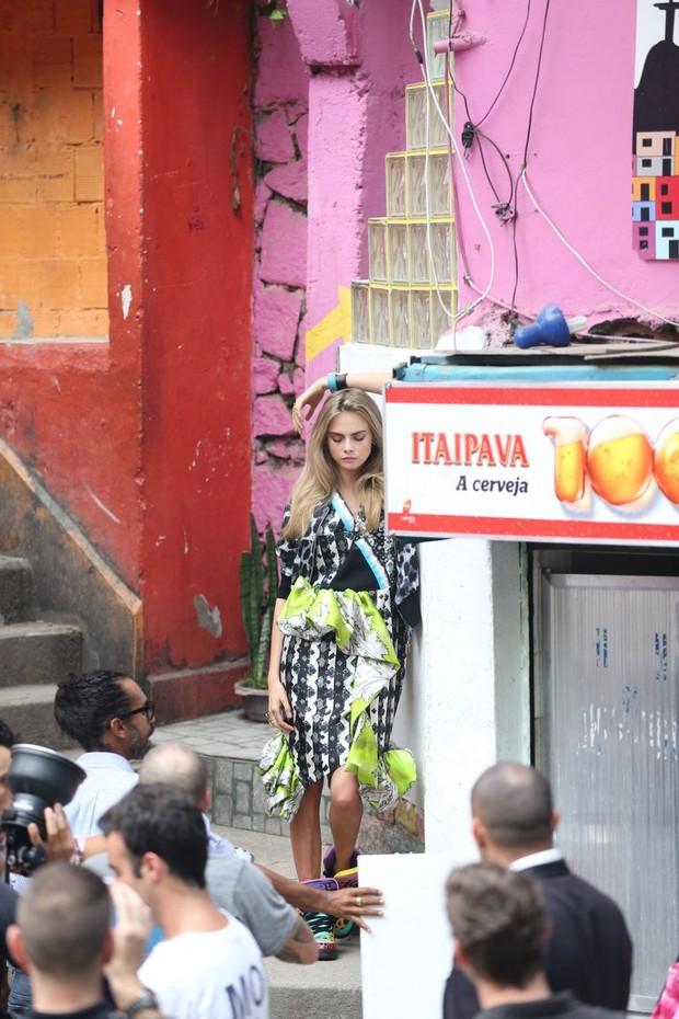 Cara Delevingne (Foto: André Freitas / AgNews)