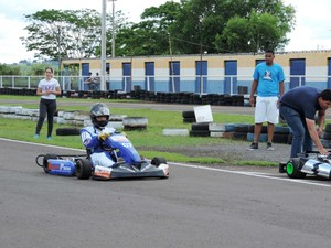 Campeonato foi realizado pela primeira vez em Presidente Prudente (Foto: Heloise Hamada/G1)