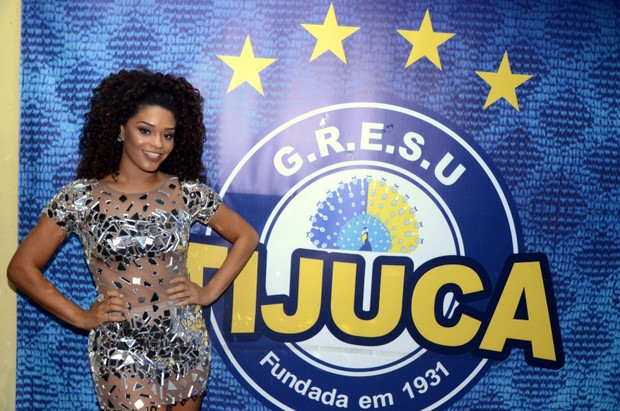 Juliana Alves (Foto: Webert Belicio / Ag News )