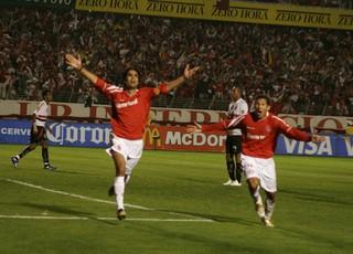 fernandão inter libertadores 2006 (Foto: Daniel Boucinha/Divulgação Inter)