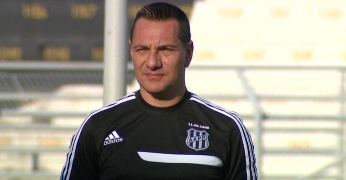 Doriva é o novo técnico do São Paulo