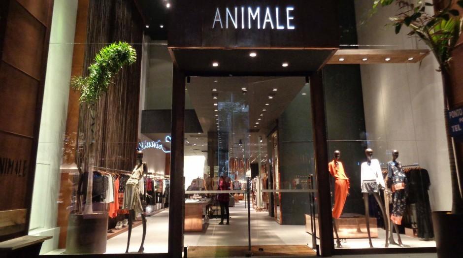 Loja da Animale (Foto: Divulgação)