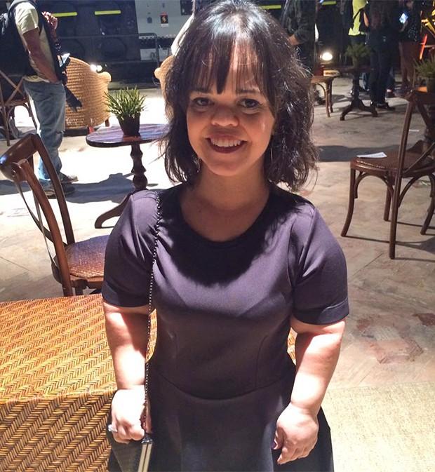 Juliana Caldas (Foto: Ed. Globo)