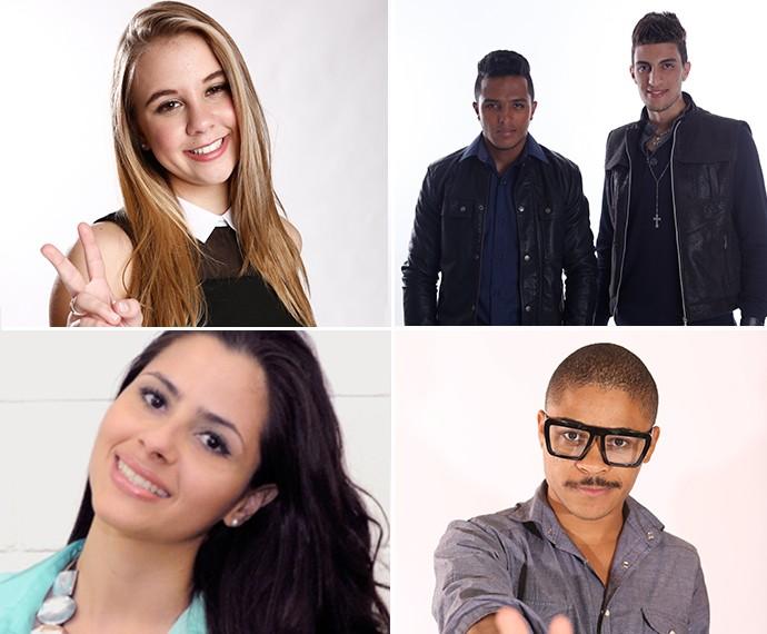 Ex-participanmtes do The Voice falam de como o programa marcou suas vidas (Foto: The Voice Brasil / Gshow)