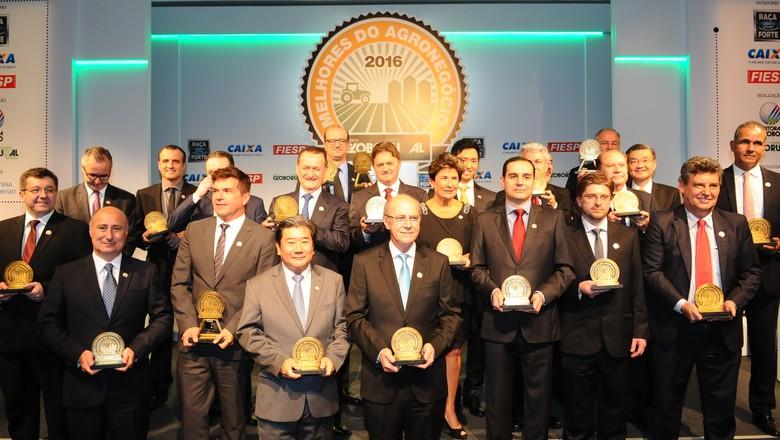 vencedores-melhores-agro (Foto: Editora Globo)