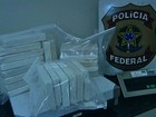 PF prende líder de quadrilha de tráfico internacional de drogas em Fortaleza