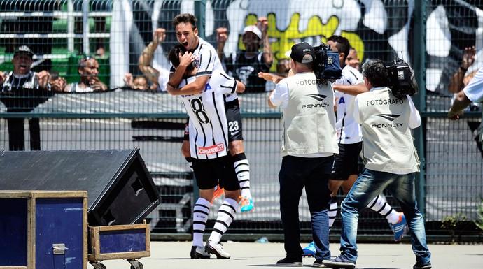 maycon Corinthians x botafogo-sp copa são paulo final copinha (Foto: Marcos Ribolli)
