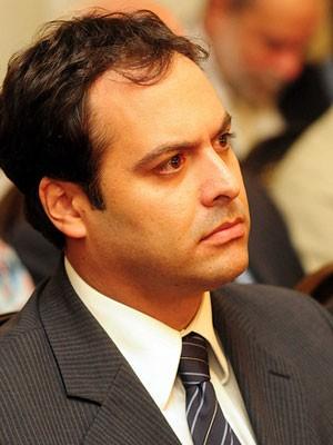 Paulo Câmara entrou no governo de Eduardo Campos em 2007, como secretário de Administração (Foto: Divulgação / Governo de Pernambuco)