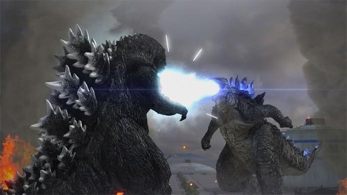 O novo Godzilla (Foto: Divulgação)