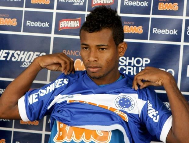 Bruninho já esteve no Cruzeiro e está de volta ao Sampaio (Foto: Divulgação)