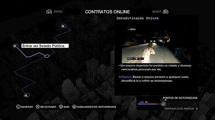 Decodificação Online (Foto: Reprodução/Thiago Barros)