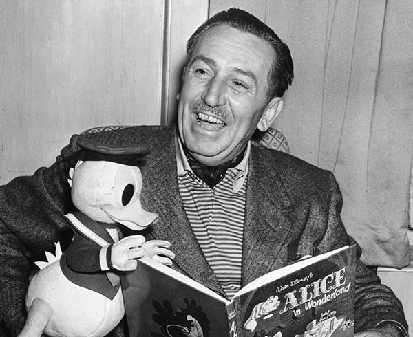 Walt Disney (Foto: Getty Images)
