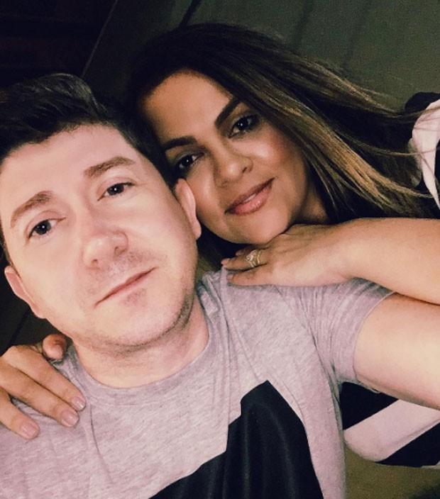 Samyra e o marido (Foto: Reprodução Instagram)