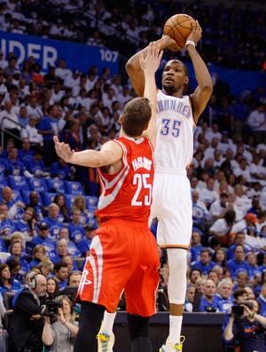 Kevin Durant Thunder  NBA (Foto: Reuters)