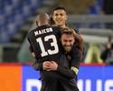 Com emoção e pênalti duvidoso, Roma avança na Copa da Itália