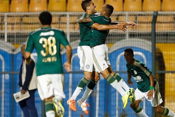 O Palmeiras pega o Sampaio Correa pelo jogo de volta da segunda fase da Copa do Brasil (Foto: globoesporte.com)
