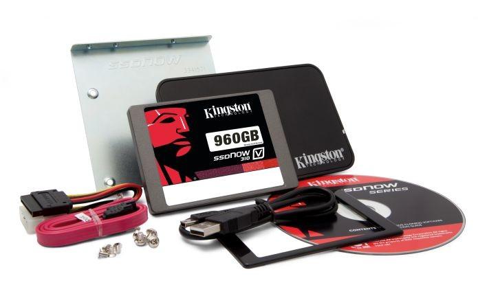 Novo SSD da Kingston oferece até 960 GB de espaço interno (Foto: Divulgação)