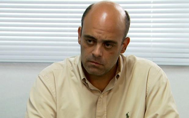 Álvaro Negrão, presidente do Guarani (Foto: Reprodução / EPTV)