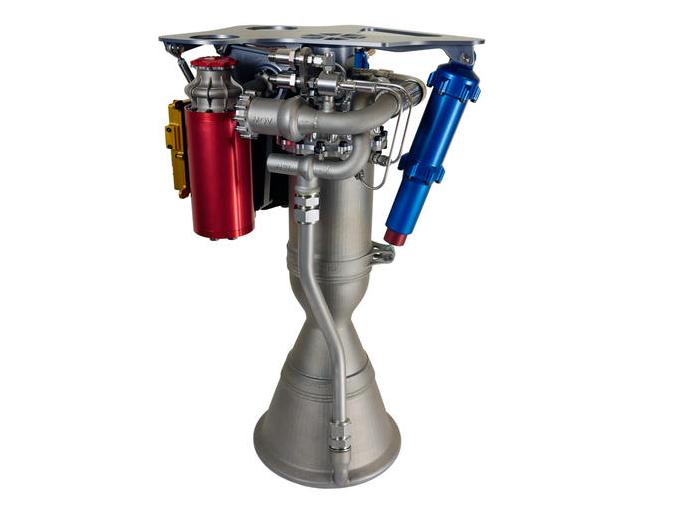Motor com nova tecnologia pode baratear muito envio ao espaço (Foto: Divulgação)