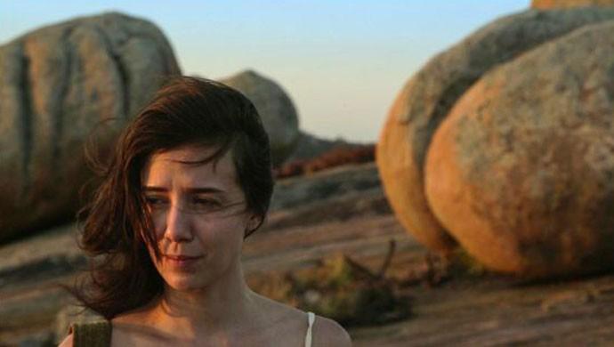 Marjorie Estiano em cena do filme 'Garoto', de Julio Bressane