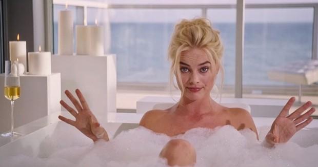 Margot Robbie em 'A grande aposta' (Foto: Divulgação)