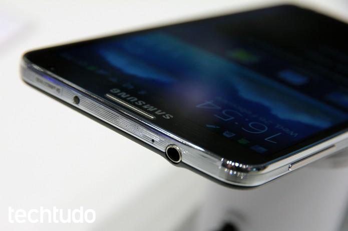 Galaxy Note 3 (Foto: Isadora Díaz/TechTudo)