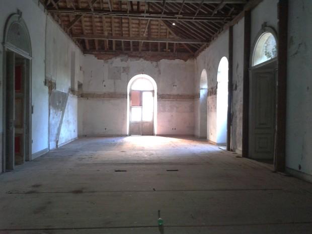 6d914fb0b7 Prédio é o mais antigo de Florianópolis vai virar um museu interativo  (Foto  Graziane