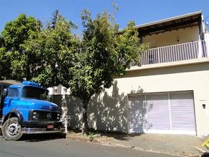 Casa alugada pode ter sido usada em fuga de Roger Abdelmassih (Foto: Amanda Pioli/G1)