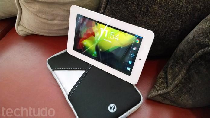 HP lança novos modelos de tablets e notebooks conversíveis no Brasil (Foto: Pedro Cardoso/TechTudo)