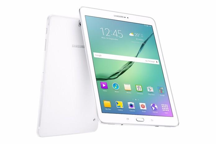 Samsung Galaxy Tab S2 chega com tela de 9,7 e 8.0 polegadas (Foto: Divulgação/Samsung)