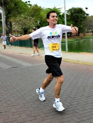 Gustavo Herculano Eu Atleta (Foto: Arquivo Pessoal)