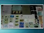 PF libera dupla detida por transportar supostas pedras preciosas de AL a PE