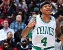 Isaiah Thomas decide no fim, e Celtics impedem 8ª vitória seguida dos Hawks