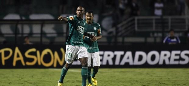 Patrick Vieira gol palmeiras (Foto: Reuters)