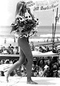 Luciana Albrecht, Garota Verão 1988 (Foto: Zero Hora)