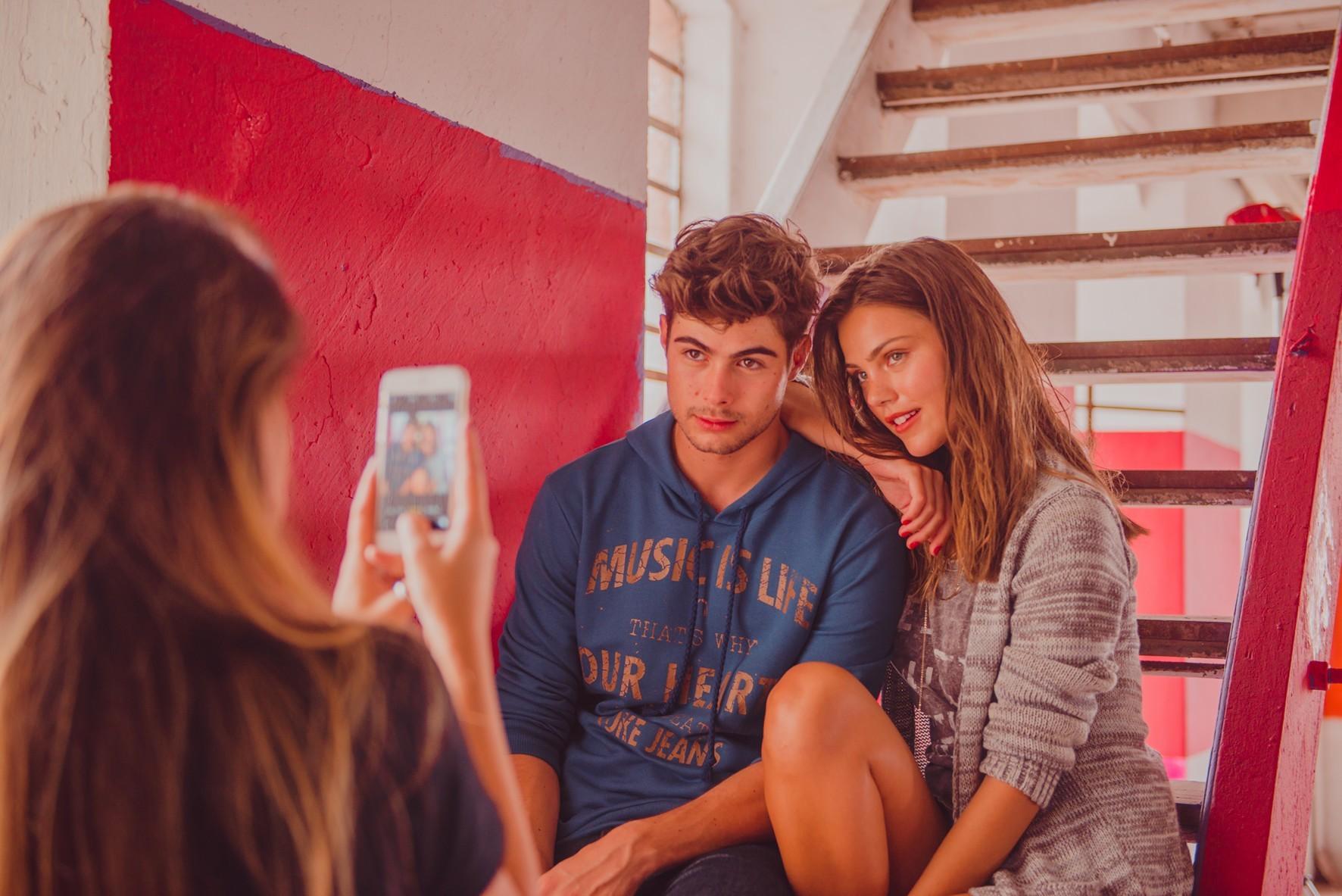 Rafael Vitti e Pâmela Tom (Foto: Divulgação)
