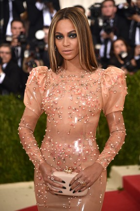 Beyoncé no MET (Foto: AFP / Getty)