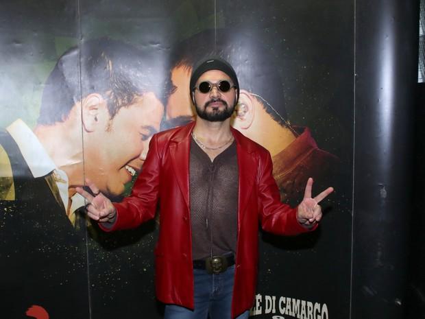 Luciano em show em São Paulo (Foto: Thiago Duran/ Ag. News)