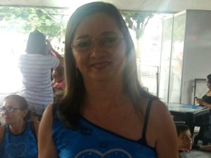 Jane Capiberibe, presidente, AMA, Macapá, Amapá (Foto: Jorge Abreu/G1)